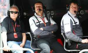 Steiner wary of Haas' expectancy level