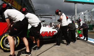Haas result boosts morale after stressful winter