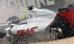 Gutierrez to have new chassis in Bahrain after Alonso crash