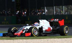 Haas car 'one of the best I've ever driven' - Grosjean