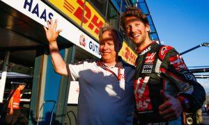'It feels better than a win' - Haas
