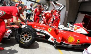 Vettel looking to improve over the weekend