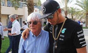 Bernie bets on Hamilton for come-back and title