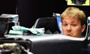 Rosberg dismisses Hamilton's 'easy' claim