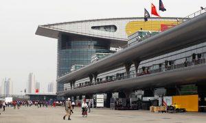 LIVE: Chinese Grand Prix - FP2