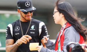 Hamilton: I promote F1 more than any other driver