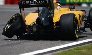 Pirelli rules out tyre failures in FP1