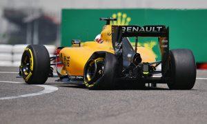 Suspension failure frustration for Magnussen