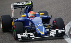 Nasr 'convinced' chassis is handling differently to Ericsson's