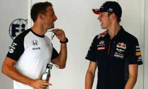 Button accuses Red Bull of 'short memories' over Kvyat