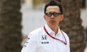 Honda power unit now 'almost decent', says Hasegawa
