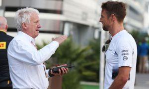 Button confident F1 faces a bright future