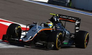 Perez feels change in Force India momentum