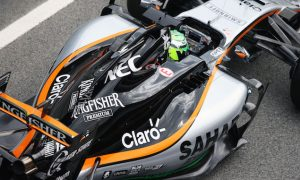 Force India 'caught up a lot' with upgrade