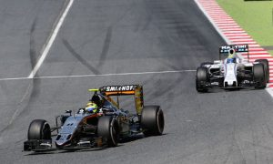 Mallya maintains P5 target for Force India