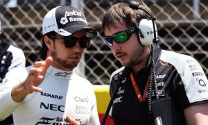 Perez: Force India 'moving in the right direction'