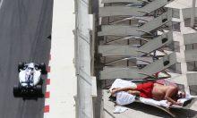 Scènes de paddock : Monaco
