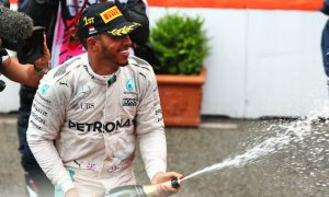 Four F1 stars in Forbes' top 100 highest paid athletes