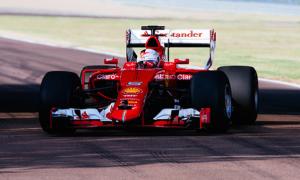 Vettel 'very smart' with Pirelli testing - Johansson