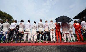 Scènes de paddock : Monza