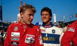 When two future F1 titans rolled the dice in Macau