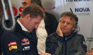 Jan Lammers leaps to Verstappen's defense
