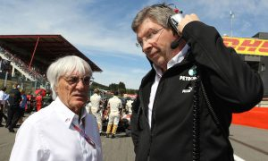 Ecclestone: 'Brawn wants to be in charge of Formula 1'