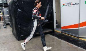 Gutierrez downplays Steiner incident in garage
