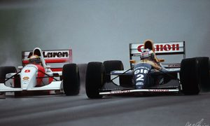 F1i Classic - Bowing out on a high