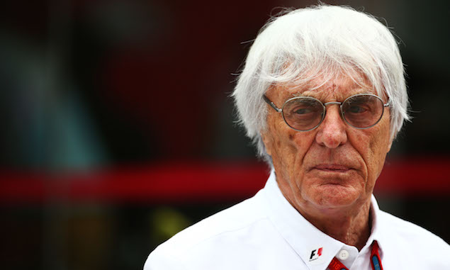 Bernie to Silverstone: Stop complaining!