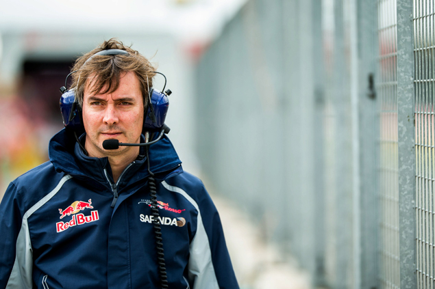 James Key extends contract with Toro Rosso