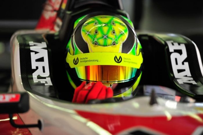 Mick Schumacher takes lights-to-flag MRF win