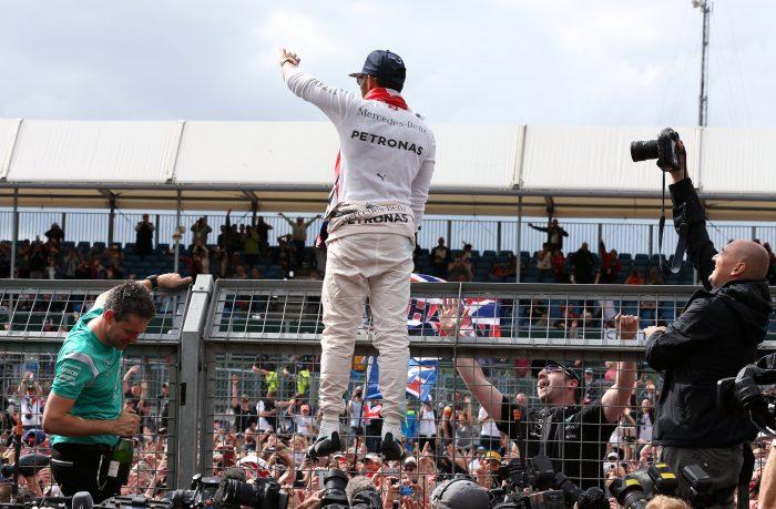Carey : 'We will have a British Grand Prix!'