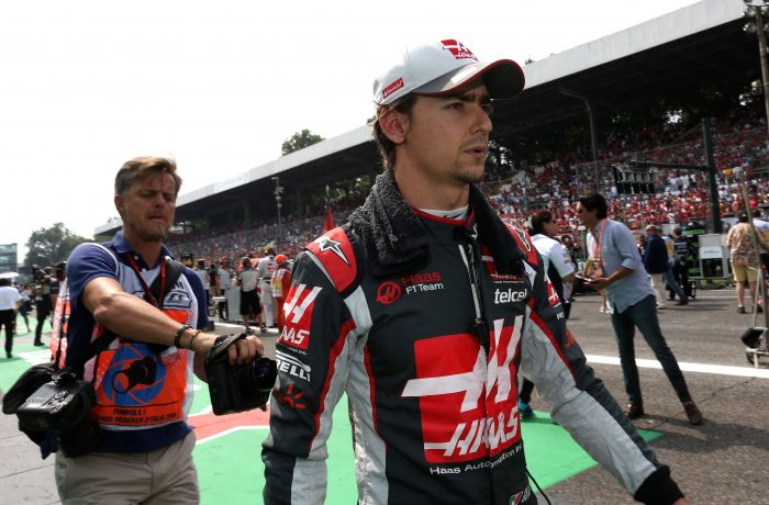 Gutierrez holding on to F1 dream with test driver role