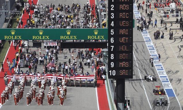 McLaren director Zak Brown wants more F1 in the US