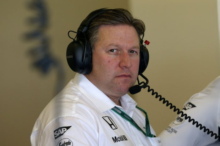Brown: FIA and Liberty 'must act to control F1 costs'