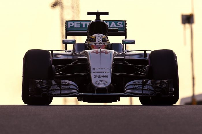 New rules could put Mercedes even further out of reach - Button