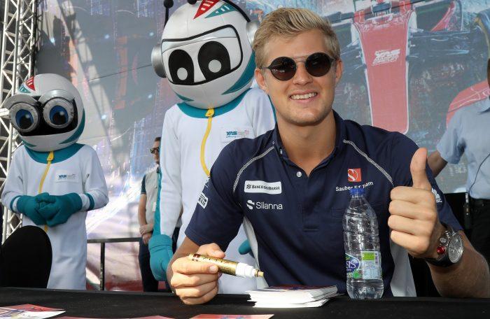 Ericsson sees 'unpredictable' but competitive season ahead for Sauber