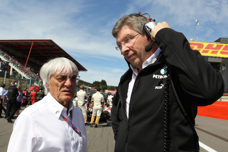 """Brawn déplore """"un manque de vision"""" en F1"""