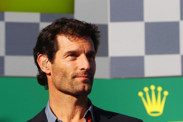 Mark Webber honoured with Officer of the Order of Australia title