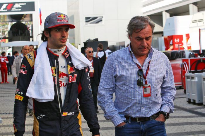 Sainz Snr: Red Bull aren't the 'bad guys'