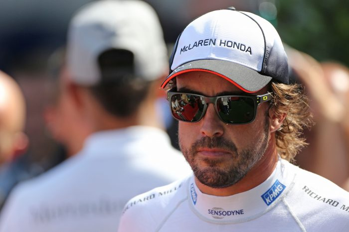 'Buzzing Alonso the greatest there is!' says Brown
