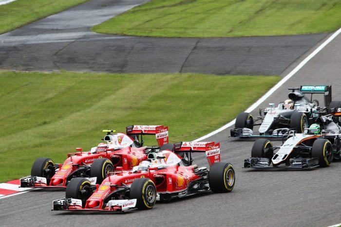 'Ferrari still a threat for 2017', says Toto Wolff