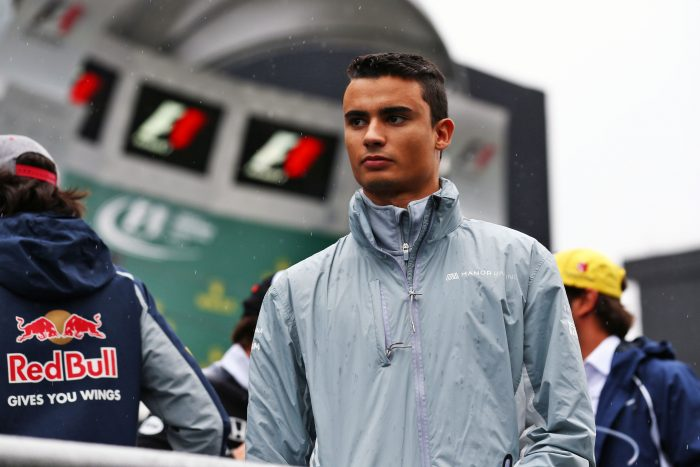 Sauber agrees to hire Wehrlein for 2017