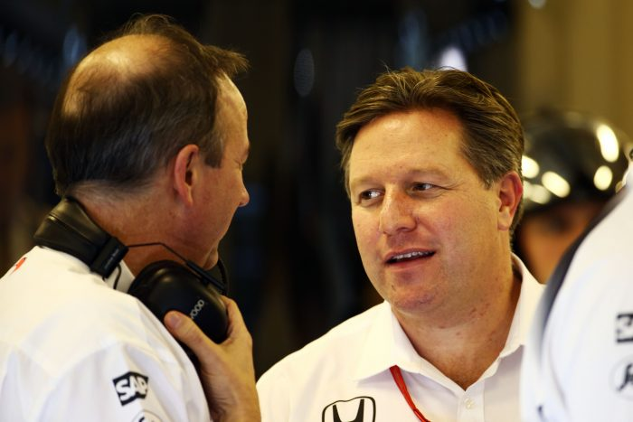 Zak Brown: F1 needs to rebalance its ecosystem