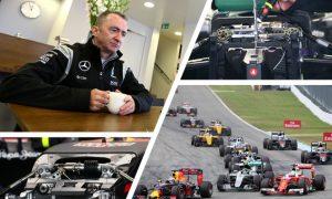 La suspension de Mercedes et Red Bull en suspens ?