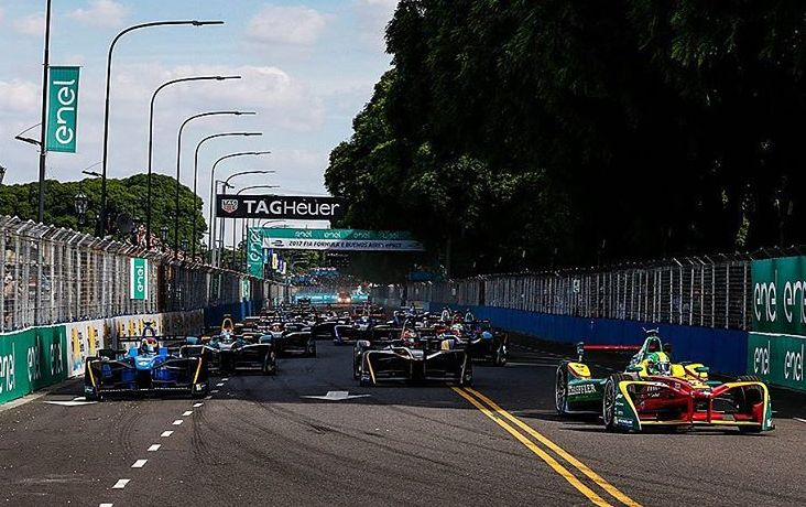 Buemi snags FE hat-trick in Buenos Aires!