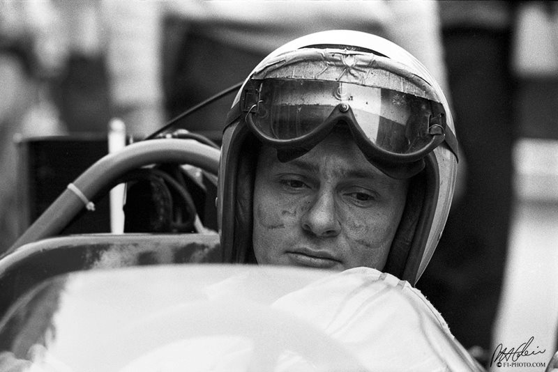 Bruce McLaren nominated for Indianapolis Hall of Fame