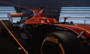 Video: the McLaren MCL32 - up close and personal!