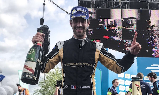 JEV: I could not settle for making up the numbers in F1